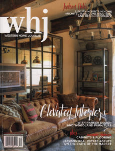 in the press interior design wyoming WHJ